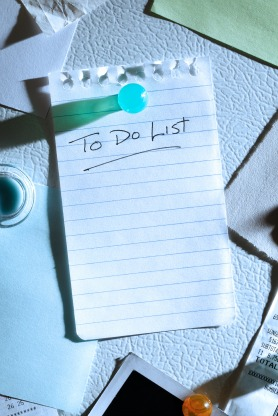 Top 10 Financial To-do's