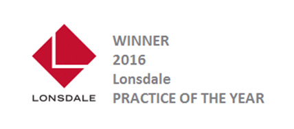 Lonsdale 2016 Practive of the Year Award